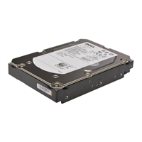 Hard Disc Drive dedicated for DELL server 3.5'' capacity 1TB 7200RPM HDD SAS 6Gb/s U738K-RFB | REFURBISHED