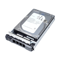 Hard Disc Drive dedicated for DELL server 3.5'' capacity 2TB 7200RPM HDD SAS 12Gb/s R7FKF