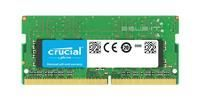 Memory RAM 1x 8GB Crucial SO-DIMM DDR4 2400MHz PC4-19200 | CT8G4S24AM