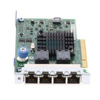 Network Card HPE 669280-001-RFB 4x RJ-45 PCI Express 1Gb