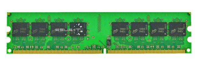 Memory RAM 1x 2GB DELL NON-ECC UNBUFFERED DDR2 800MHz PC2-6400 UDIMM | SNPYG410C/2G
