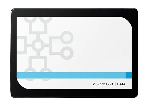 SSD Drive 3.84TB DELL PowerEdge T40 2.5'' SATA 6Gb/s Read Intensive